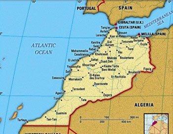 transporte y aduanas Marruecos