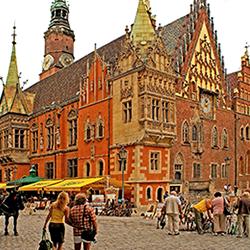envíos a Polonia