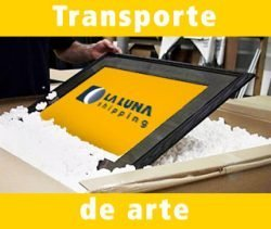 transporte de arte/transport of art