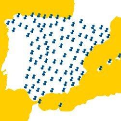 red de oficinas españa