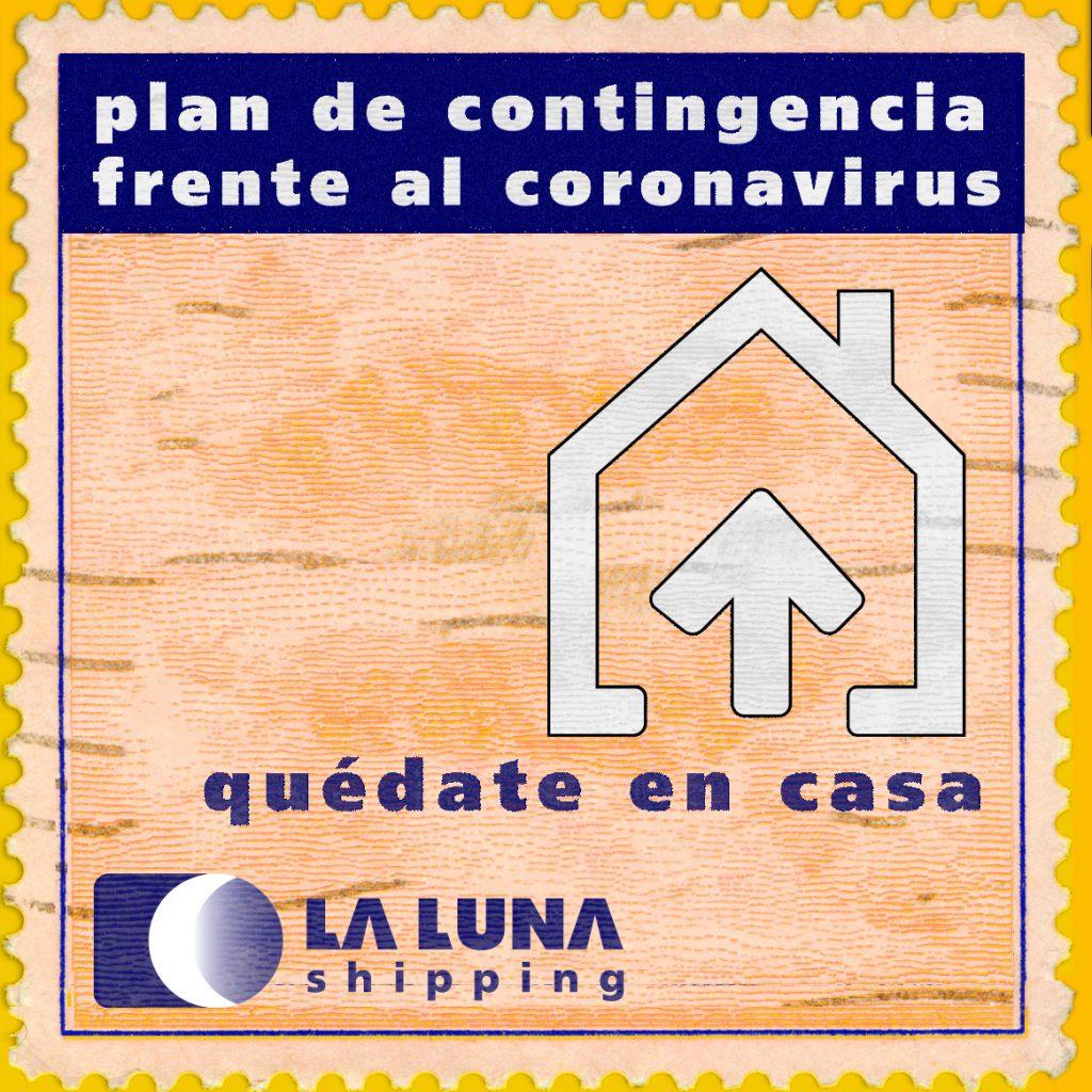 2020-03-16-plan de contingencia frente al coronavirus y directrices Entrega sin Contacto