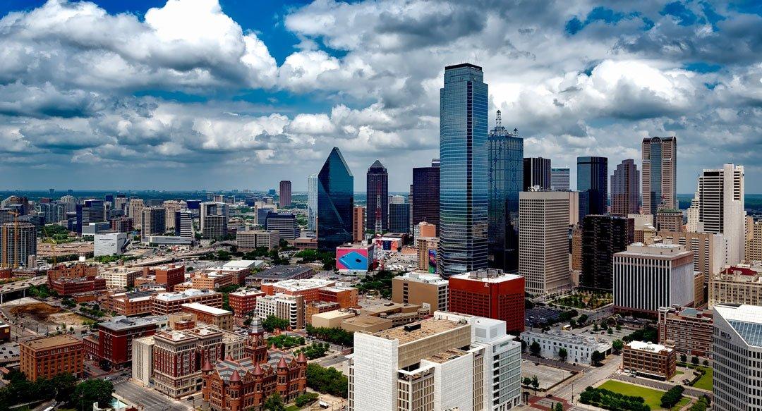 panorámica de Dallas